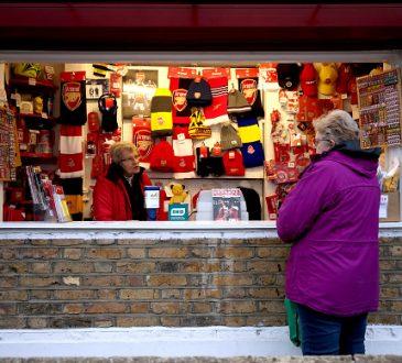 Retailers On London
